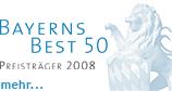 Bayerns Best 50 - Preisträger 2008